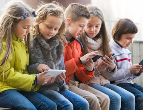 Do mobile devices stunt social-emotional skills?