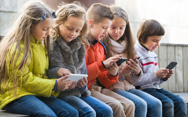 Do mobile devices stunt social-emotional skills?