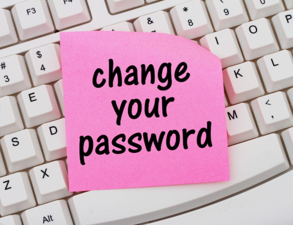 New Guidelines: End Frequent Password Changes