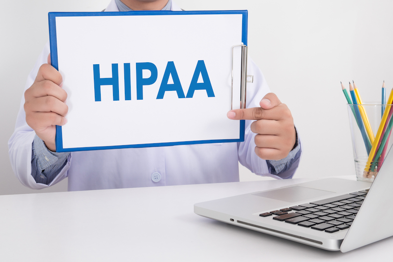 HIPAA Security Rule Requires Physical Security of Equipment